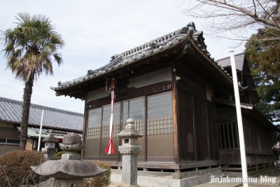 天神神社(春日部市樋籠)5