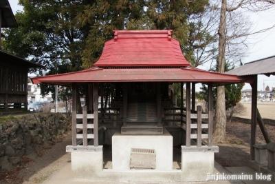 天神神社(春日部市樋籠)7