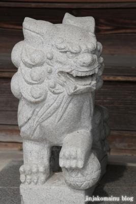 女体神社(春日部市牛島)11