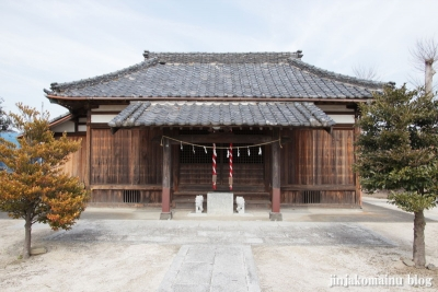 女体神社(春日部市牛島)8