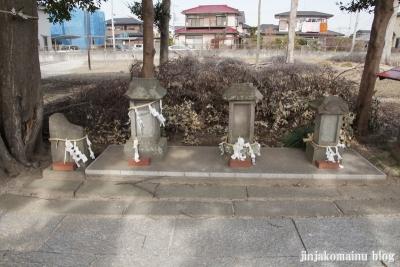 女体神社(春日部市牛島)16