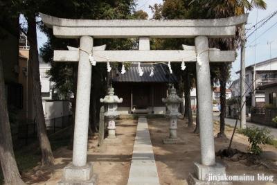 白山神社(春日部市樋堀)2
