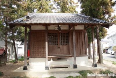 白山神社(春日部市樋堀)6
