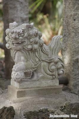 東八幡神社(春日部市粕壁東)33