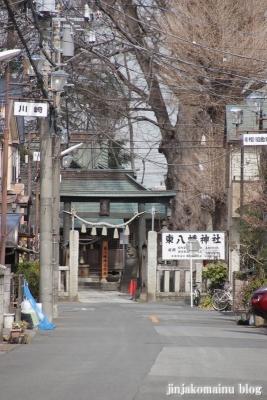 東八幡神社(春日部市粕壁東)46