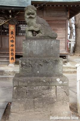 東八幡神社(春日部市粕壁東)7