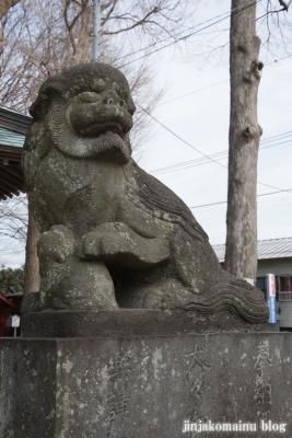 東八幡神社(春日部市粕壁東)8