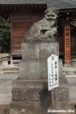 東八幡神社(春日部市粕壁東)11