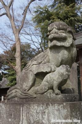 東八幡神社(春日部市粕壁東)12