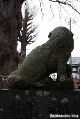 東八幡神社(春日部市粕壁東)9