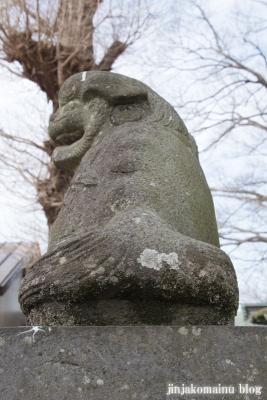 東八幡神社(春日部市粕壁東)10