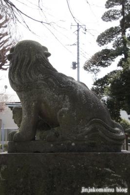 東八幡神社(春日部市粕壁東)13