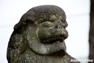 東八幡神社(春日部市粕壁東)15