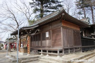 東八幡神社(春日部市粕壁東)21