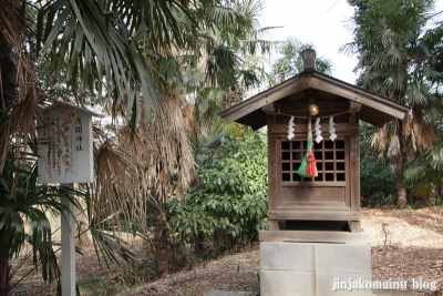 東八幡神社(春日部市粕壁東)29