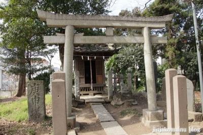 東八幡神社(春日部市粕壁東)31