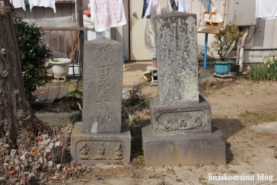 八坂神社(春日部市粕壁東)8