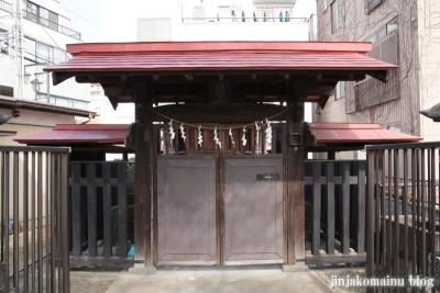 粕壁神明社(春日部市)5