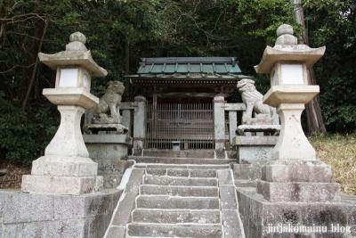 板蓋神社(高市郡明日香村川原931)4