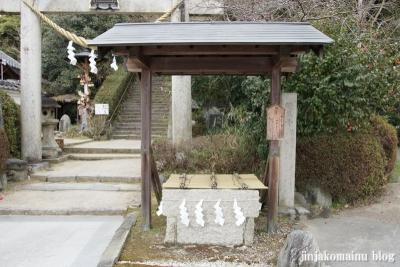 飛鳥座神社(高市郡明日香村飛鳥707番地7)