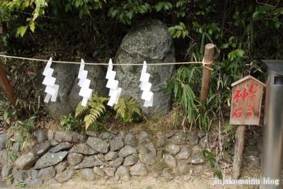 飛鳥座神社(高市郡明日香村飛鳥707番地20)
