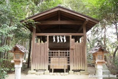 飛鳥座神社(高市郡明日香村飛鳥707番地34)