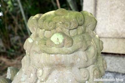 杵築神社(高市郡明日香村小山346)15