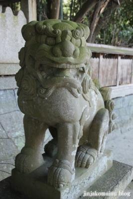 杵築神社(高市郡明日香村小山346)7
