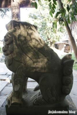 杵築神社(高市郡明日香村小山346)12