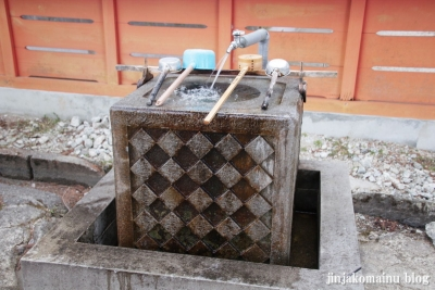 高天彦神社(御所市北窪)6