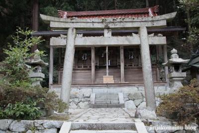 高天彦神社(御所市北窪)8