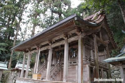 高天彦神社(御所市北窪)16