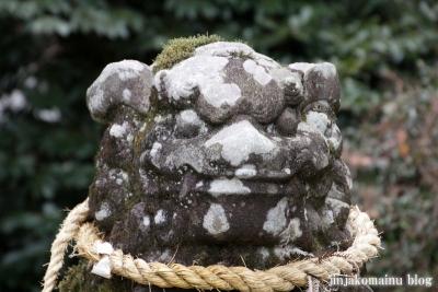 高天彦神社(御所市北窪)31