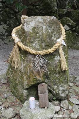 高天彦神社(御所市北窪)21