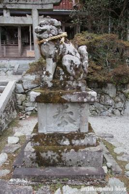 高天彦神社(御所市北窪)22