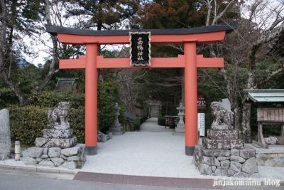 高鴨神社(御所市鴨神)2