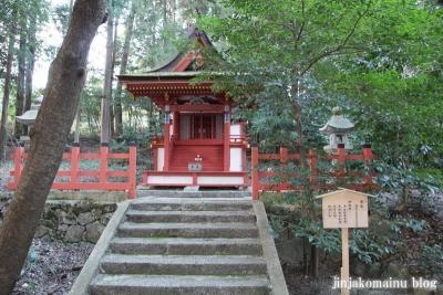 高鴨神社(御所市鴨神)34