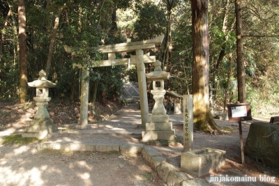 東大谷日女命神社(橿原市畝傍町69)1