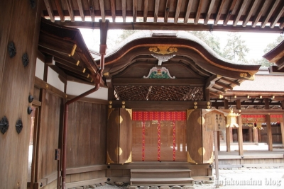 上賀茂神社(京都市北区上賀茂本山)23