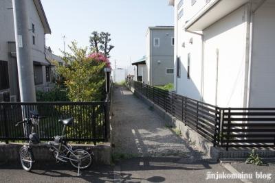 浅間神社(横浜市港北区新羽町)1