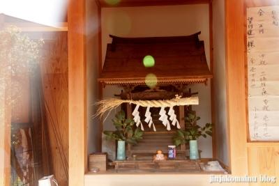浅間神社(横浜市港北区新羽町)6