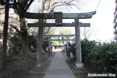 住吉神社(横浜市港北区小机町)4