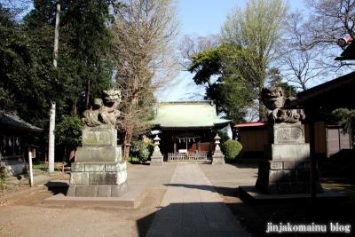住吉神社(横浜市港北区小机町)8