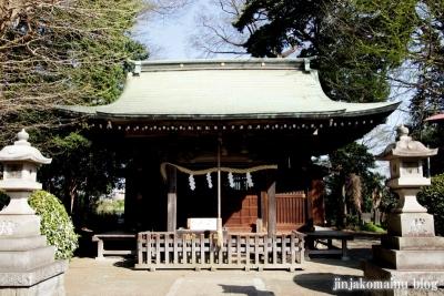 住吉神社(横浜市港北区小机町)9