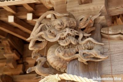 住吉神社(横浜市港北区小机町)12