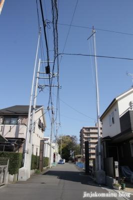住吉神社(横浜市港北区小机町)3