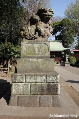 住吉神社(横浜市港北区小机町)29