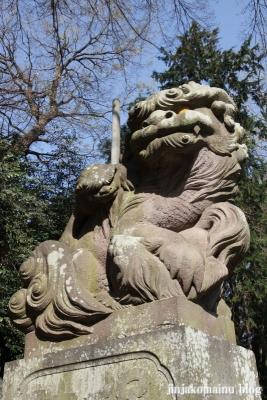 住吉神社(横浜市港北区小机町)30