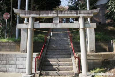 烏山八幡宮(横浜市港北区烏山町)6