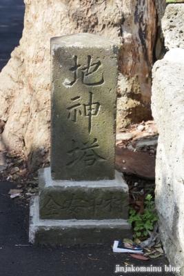 烏山八幡宮(横浜市港北区烏山町)2